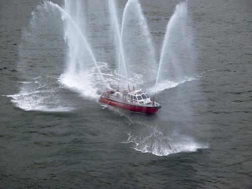 FDNY Fireboat