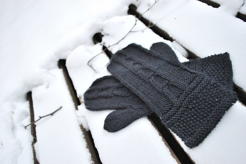 mittens for my brother