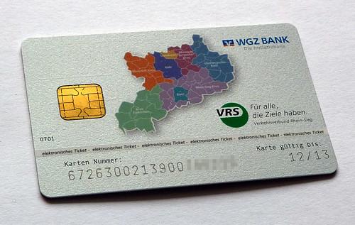 KVB-Ticket
