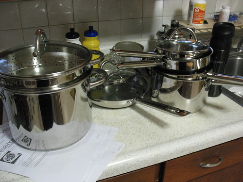 New-To-Me Pots and Pans