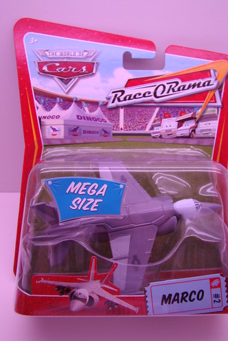 Disney CARS ROR Mega Sized Case C