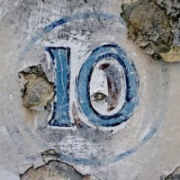 10-10-10: The Perfection of the Number 10