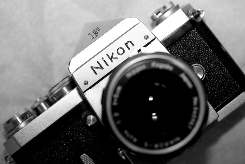 "My ""New"" Nikon F"