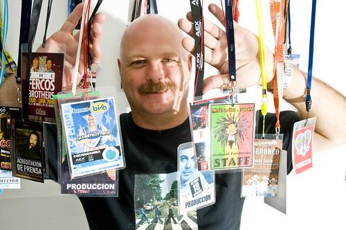 Gabriel Feldman, productor de espectáculos