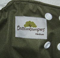 Our New Bottombumpers Label! by you.