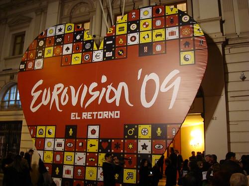 EUROVISION 2009: EL RETORNO por ti.