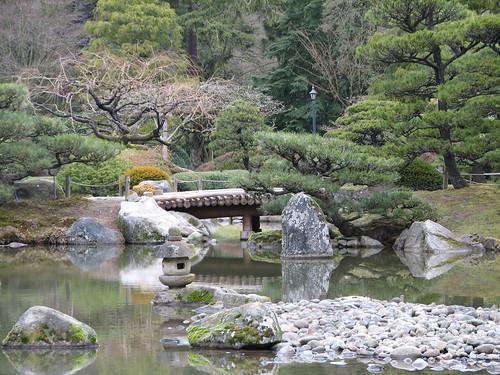 The Japanese Garden in Seattles Arboretum