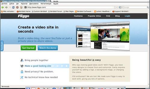 hazte tu video blog