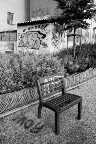 12/05/2009 : Graffiti