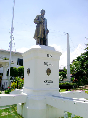 Another Rizal monument