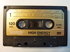 Scotch High Energy 120 Compact Audio Cassette