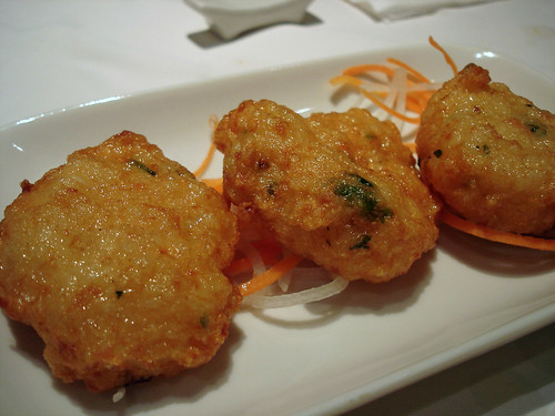 Fried Octopus Cakes