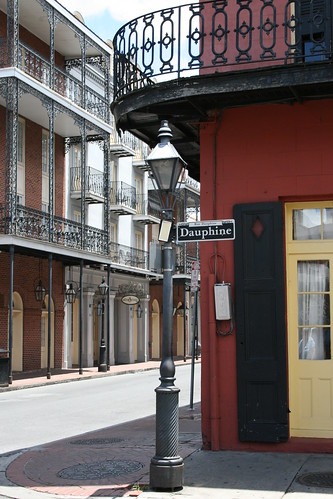 Dauphine Street, French Quarter