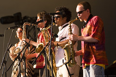 Souljazz Orchestra @ Ottawa Jazz Festival