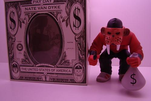 n8 van dyke orange hoody payday