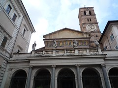 Rome - Santa Maria in Trastevere