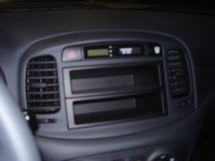 Where the radio isn't