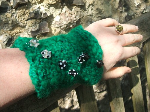 Anti-Convulsant Wrist Warmer