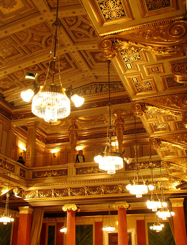 Brahms Saal - Musikverein by you.