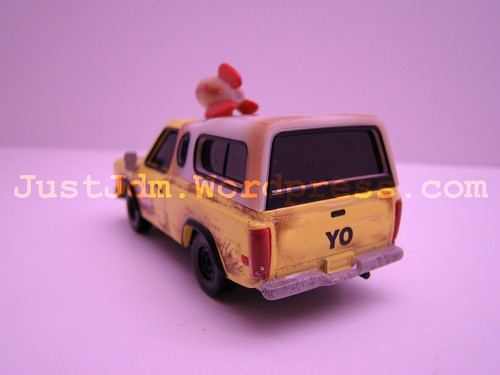 Disney CARS Pizza Planet Truck Todd (4)