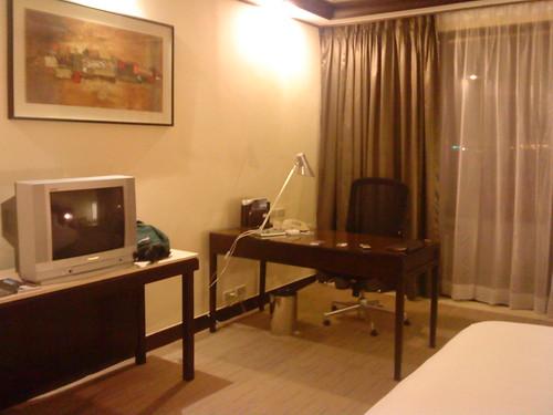 room at sofitel