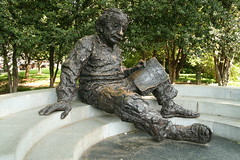 The Albert Einstein Memorial