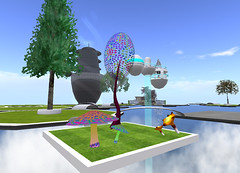 The beautiful sky garden