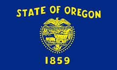 State of Oregon Flag