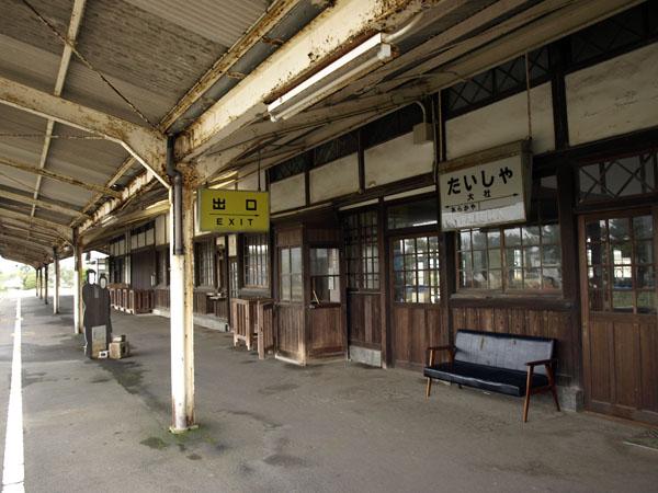 旧大社駅 3