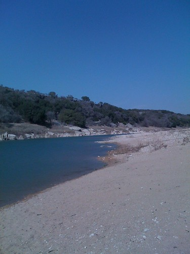 Pedernales River Fly fishing