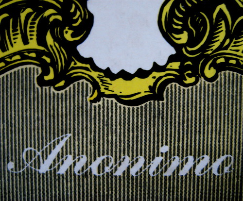 Anonimo (Michael Nelson), Una camera a Chelsea, Longanesi 1961, copertina (part.) 4