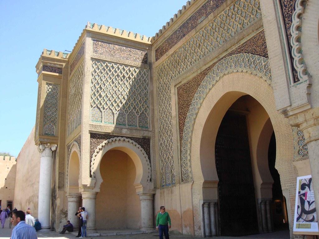 Gran Puerta (Medina de Meknès)