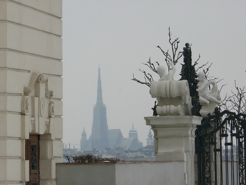 view from Belvedere
