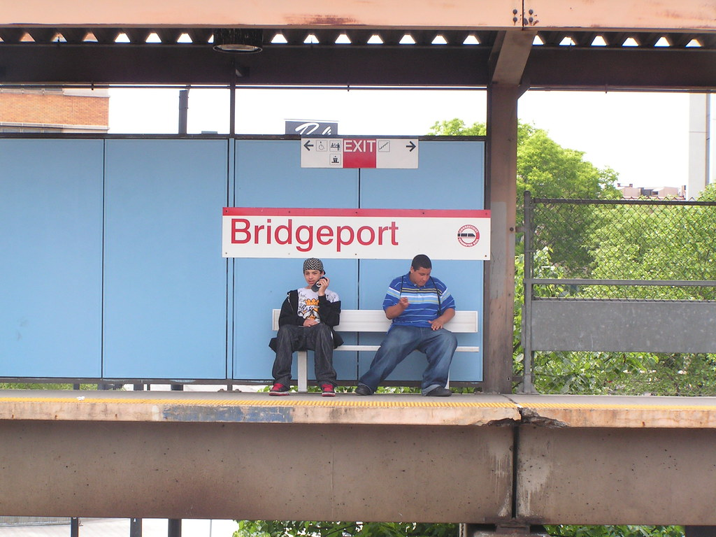 Bridgeport Train Station