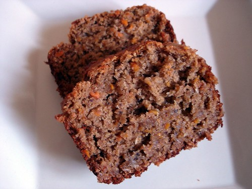 Carrot Snack Cake (Vegan)