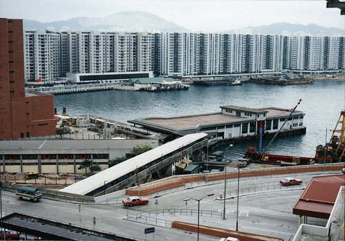 3. 填海後的景像