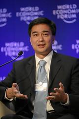 Abhisit Vejjajiva - World Economic Forum Annua...
