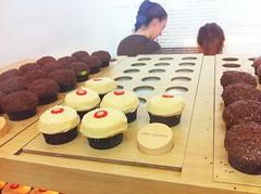 Salty Caramel Cupcake @ Sprinkles Cupcakes