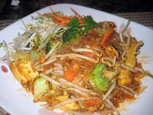Thai Kitchen Pad Thai pad thai kitchen | stumptown vegans