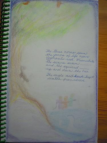 norse sketch