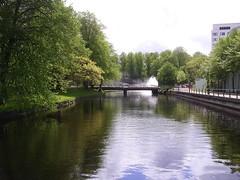 River Viskan Borås