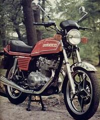 Suzuki GSX250E - Glasgow Rattler