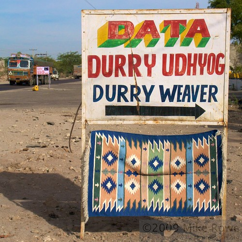Data Durry Weaver