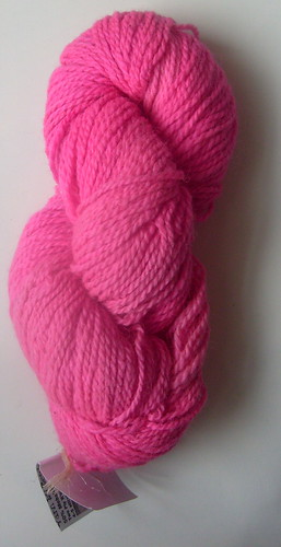 Farmhouse Yarns Bessie by you.