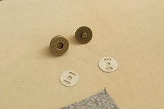 Magnetic Snap Pieces