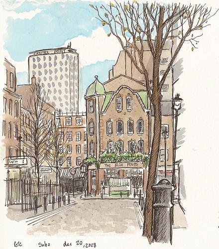broadwick street, soho