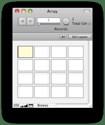 4 x 4 Grid