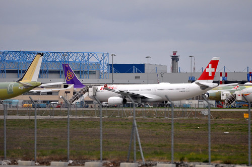 A330-343E MSN1000 F-WWYX LX