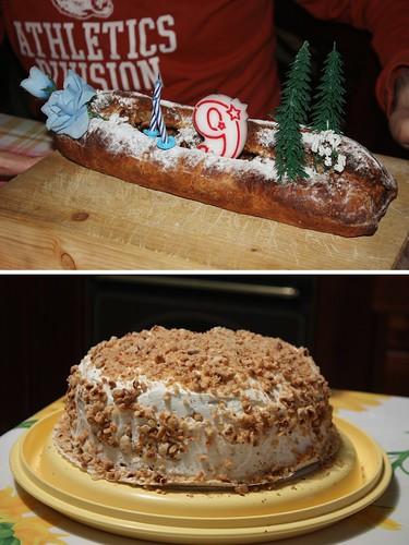 XX9. E la doppia torta.