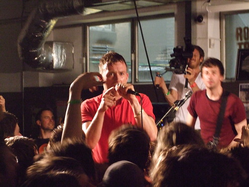 Blur at Rough Trade East